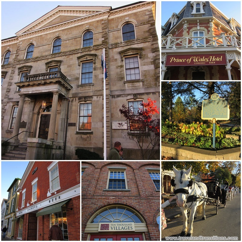 Niagara-on-the-Lake, one of Canada's most historic towns