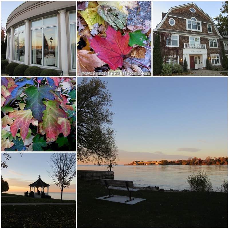 Niagara-on-the-Lake is gorgeous during fall