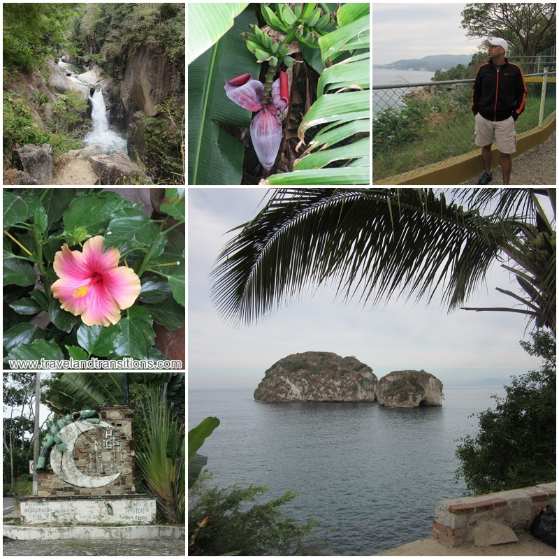 Among the higlights of the drive south of Puerto Vallarta are Los Arcos and Mismaloya.