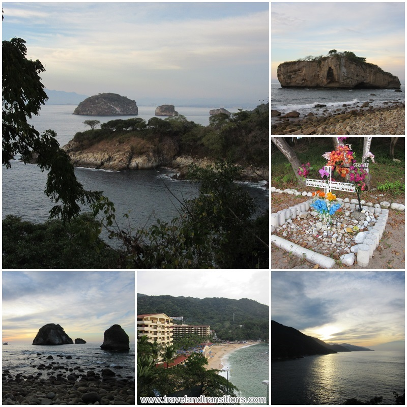 Our drive back to Puerto Vallarta