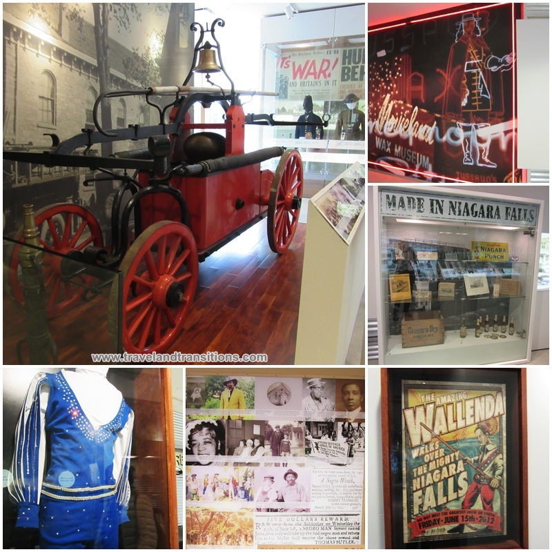 The Community Gallery on the 2nd level presents local history from many different angles.