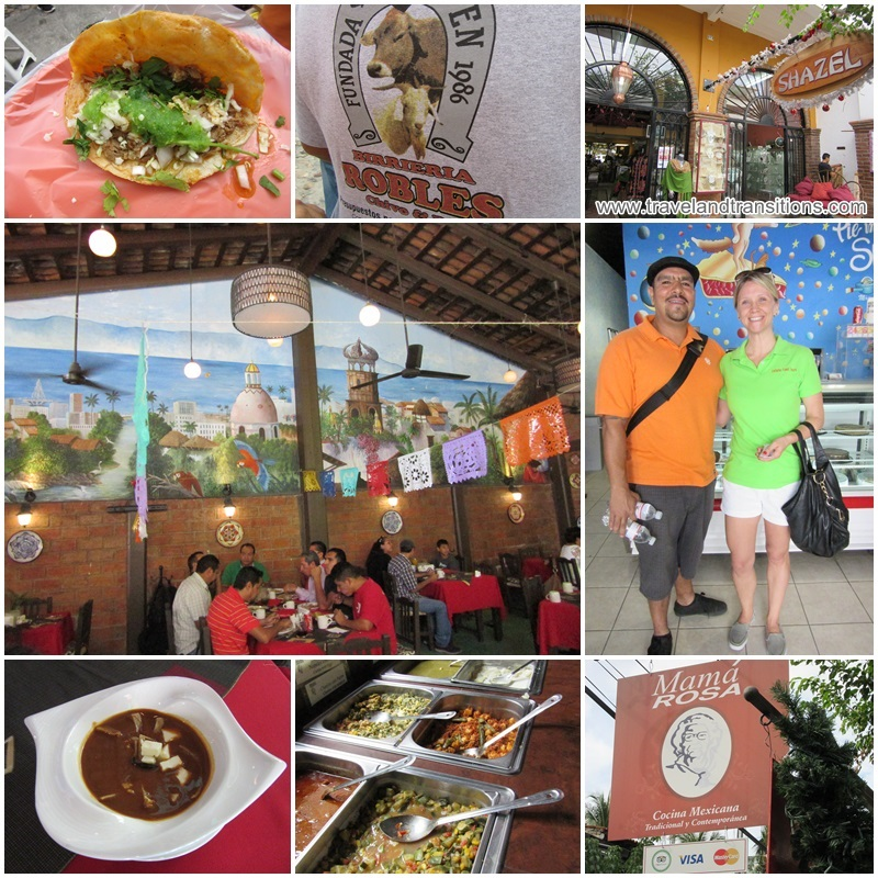 The Puerto Vallarta Food Tour allows you to become a local in three hours