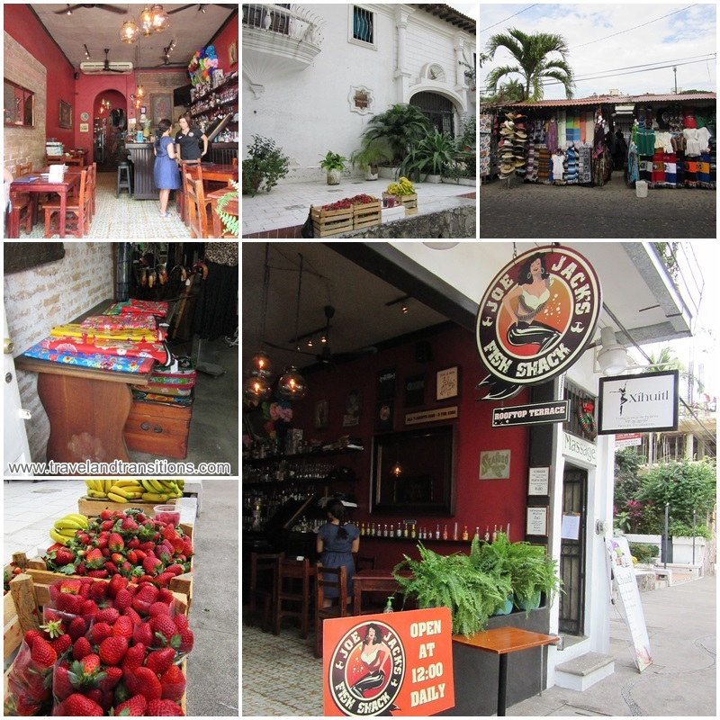 Restaurant Row is part of the Puerto Vallarta Food Tour.