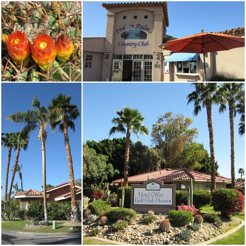 The Indian Wells Vacation Club was a great home base for our California trip