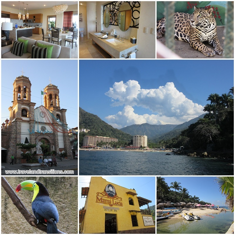 Mexico offers a broad selection of snowbird destinations