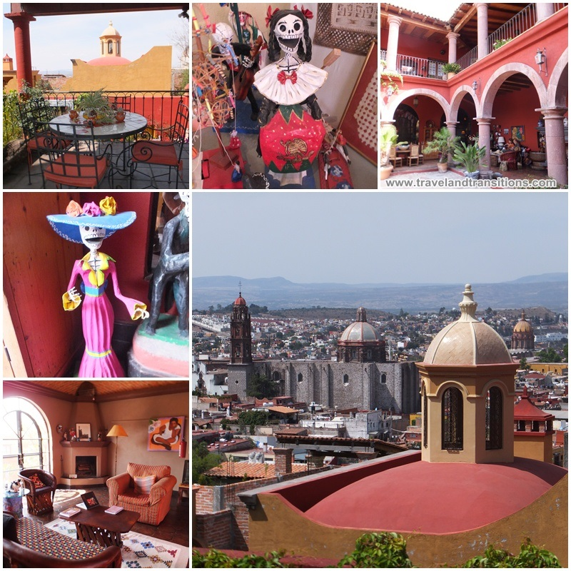 San Miguel de Allende is one of Mexico's favourite snowbird destinations