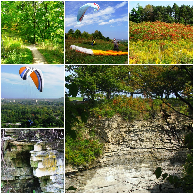 There are great outdoor opportunities in and around Hamilton