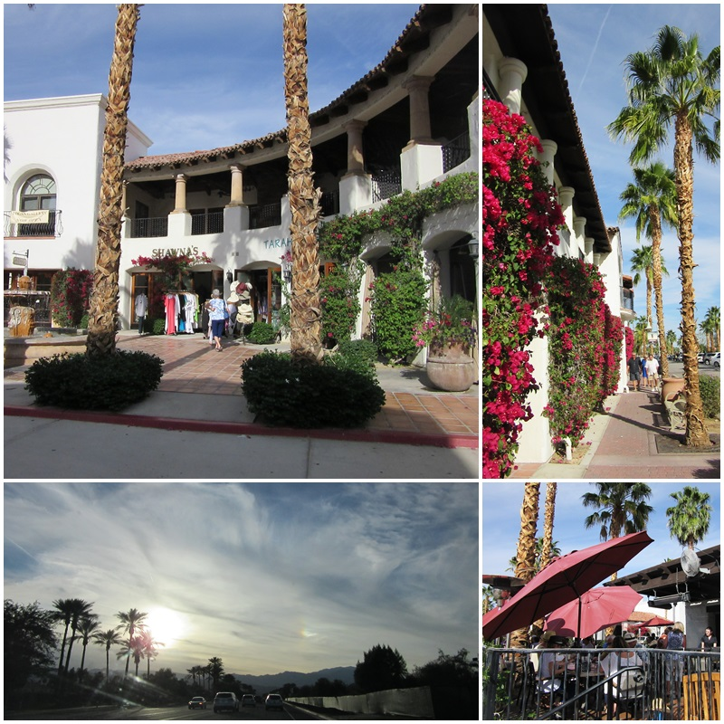 La Quinta has lots of dining and entertainment options.