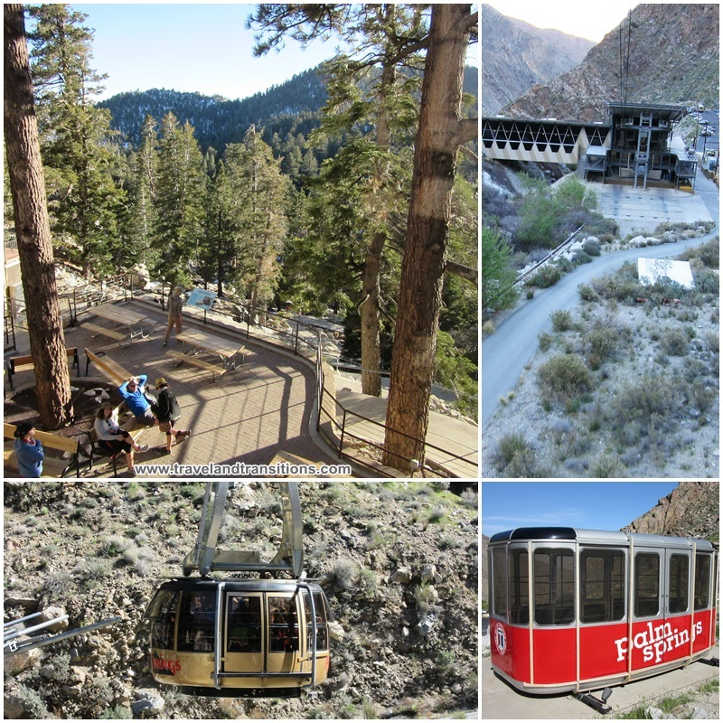 The Palm Springs Aerial Tramway is a must-see destination.