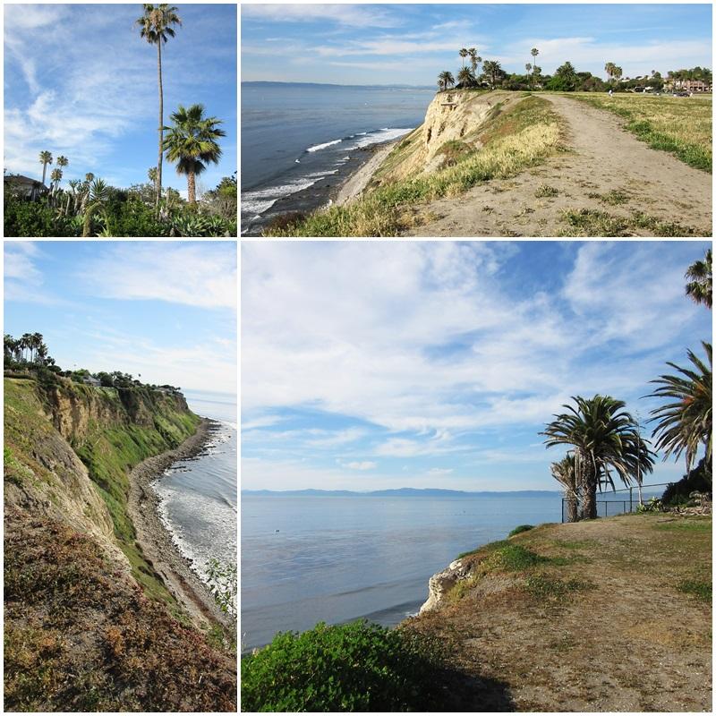 The gorgeous coastline of the Palos Verdes Peninsula