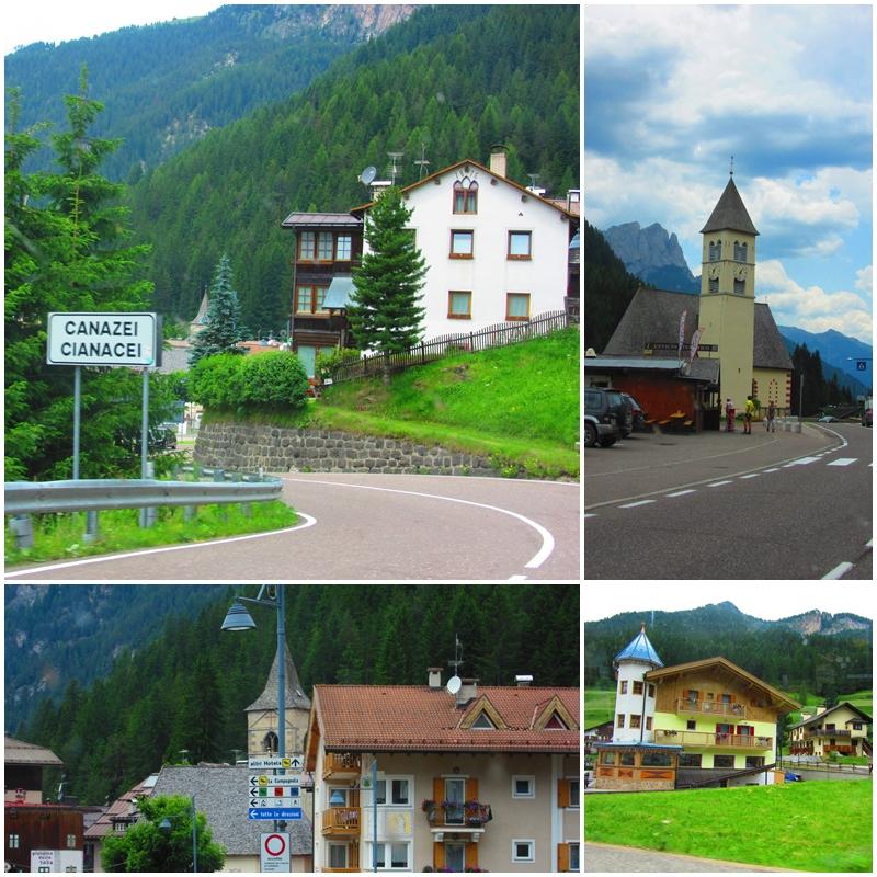 Heading towards Bolzano
