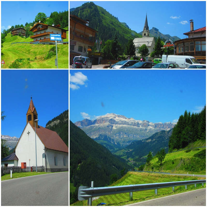 Mountain splendour in the Italian Dolomites