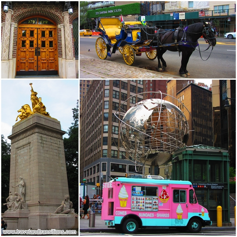 Impressions of Columbus Circle