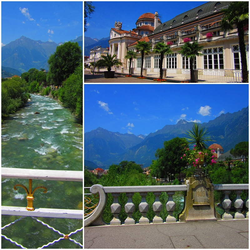 Merano - a health resort town for almost 200 years