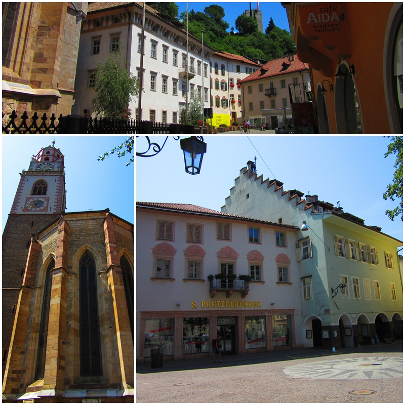 Merano dates back well into medieval times