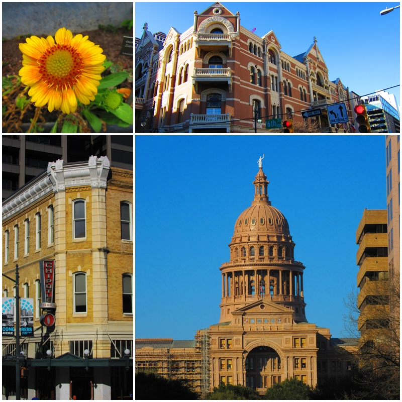 The Texas State Capitol is higher than the one in Washington.