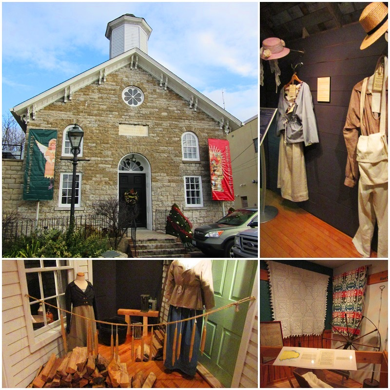 The Fort Erie Historical Museum