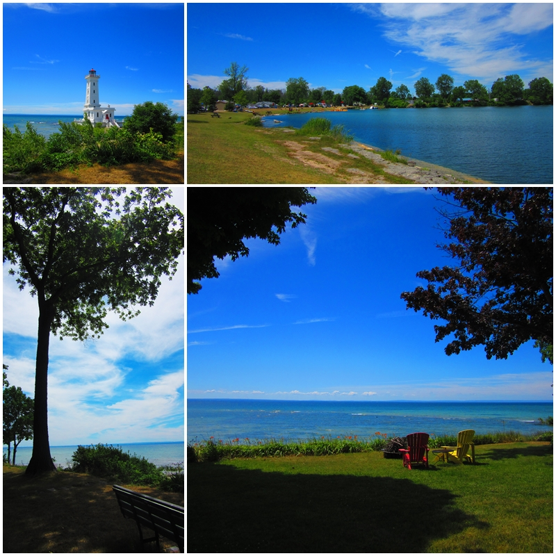 Fort Erie enjoys waterfronts on the Niagara River and Lake Erie.